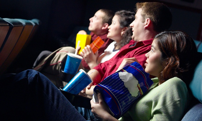 The Capri Theatre - Old Cloverdale: Movie for Two or Four at The Capri Theatre (Up to 53% Off)