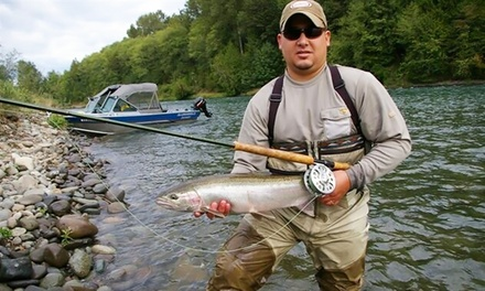 Full-Day Fly-Fishing Trip for Two at Stonefly Guide Service (50% Off)