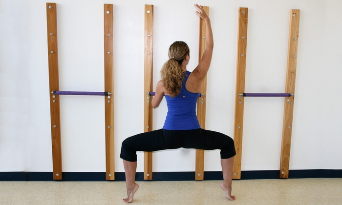 On the Mat Sports International - On the Mat: 10 or 20 Barre Body Fitness Classes at On the Mat Sports International (Up to 62% Off)