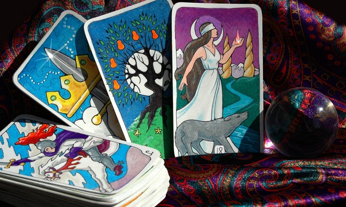 Kenders Cards - Benton Park: Tarot-Card Readings at Kenders Cards (Up to 59% Off). Four Options Available.