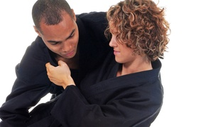 Todai Bujinkan Dojo: Four Martial Arts Classes or One Month of Martial Arts Classes with Uniform at Todai Bujinkan Dojo (Up to 81% Off)