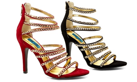 Penny Sue Women's Donatella Pumps | Brought to You by ideel