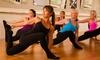 Studio Barre-Newbury Park - Newbury Park: Five or Eight Barre Classes at Studio Barre – Newbury Park (Up to 57% Off)