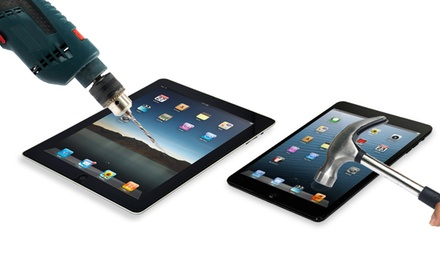 Aduro iPad and iPad Mini Shatter-Proof Screen Protectors. Free Returns.
