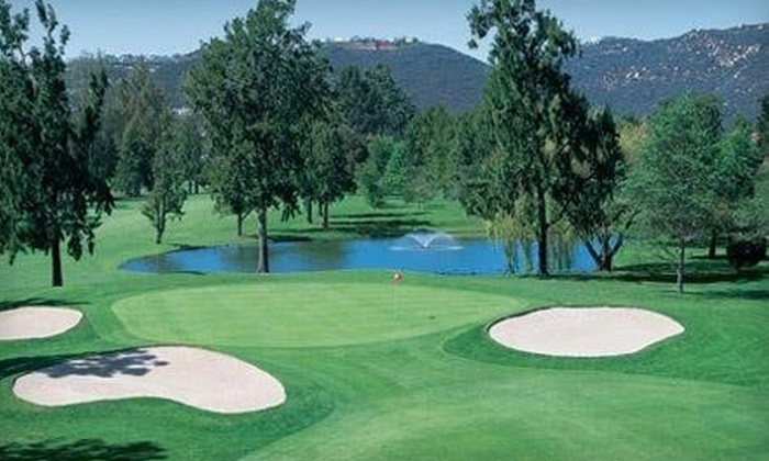 Escondido Country Club - Country Club: Round of Golf for Two with Lunch, or 10 Buckets of Range Balls at Escondido Country Club (Up to 65% Off)