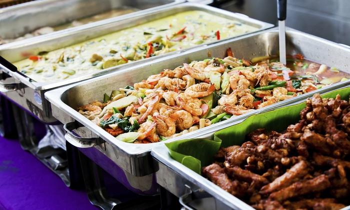 Grand Buffet - Cincinnati: Chinese Cuisine at Grand Buffet (Up to 45% Off)