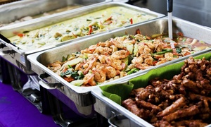 Grand Buffet: Chinese Cuisine at Grand Buffet (Up to 45% Off)