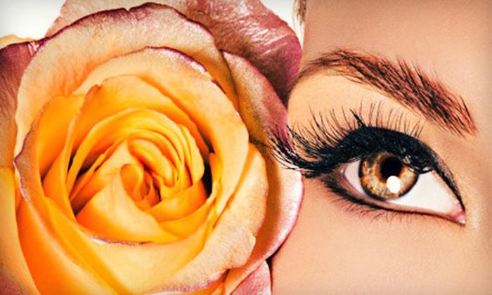 Christina Morain Permanent Makeup - Multiple Locations: Permanent Eyeliner or Brow Filler at Christina Morain Permanent Makeup (Up to 74% Off)