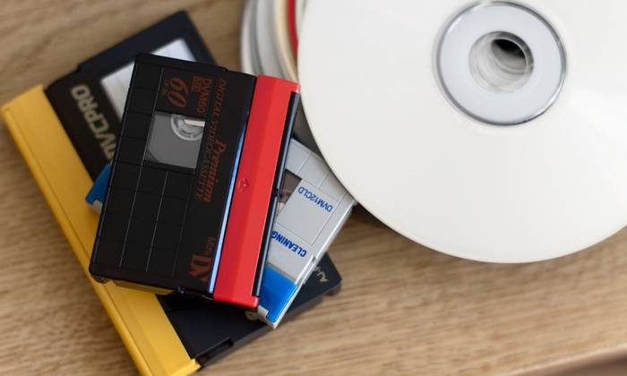 Universal Video Conversions - Schaumburg: DVD Transfers from Film, Scanned Photos, or Video from Universal Video Conversions (Up to 65% Off)