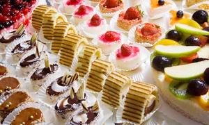 Elite Cafè: Elite Café, segnalato dal Gambero Rosso - 1, 2, o 3 kg di pasticcini mignon, torta o gelato