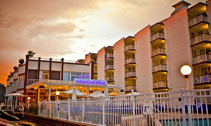 Hotel Icona - Wildwood Crest, NJ: Stay at Hotel Icona in Diamond Beach, NJ. Dates into October.