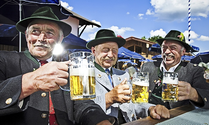 German American Friendship Society of Pinellas - Bayou Club: $20 for Oktoberfest Weekend Pass with Beer from German American Friendship Society of Pinellas ($40 value)