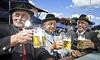 German American Friendship Society of Pinellas - German America Club: $20 for Oktoberfest Weekend Pass with Beer from German American Friendship Society of Pinellas ($40 value)