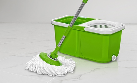 Big Boss Insta Mop The Spinning Action Mop