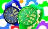 Men's New Age Collection Watches: Men's New Age Collection Watches. Multiple Colors Available. Free Returns.