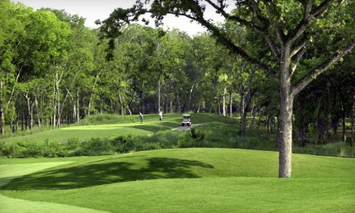 Sienna Plantation Golf Club - Seinna Village: $69 for One Round of Golf and a Champion Pro Series Hybrid Club at Sienna Plantation Golf Club (Up to $264 Value)