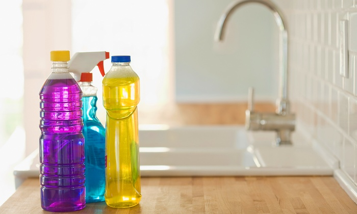 Sam's Cleaning and Hauling - Houston: $59 for a Two-Hour House-Cleaning Session from Sam's Cleaning and Hauling ($120 Value)