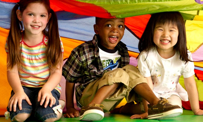 Gymboree Play & Music - Multiple Locations: $42 for One Month of Parent-Child Classes at Gymboree Play & Music ($95 Value)