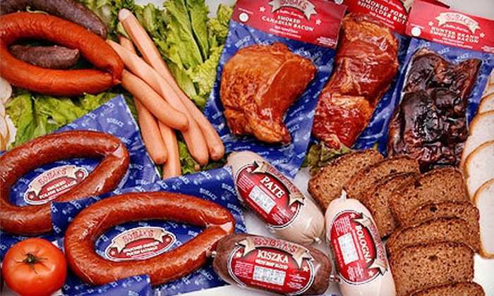 Bobak Sausage Company: $45 for a Sausageology Special Gift Box from Bobak Sausage Company ($96 Value)