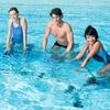 Jusqu'à 10 séances d'aquagym et d'aquabike