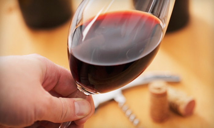 Wines for Humanity - Tampa Bay Area: $59 for an In-Home Wine Tasting for Up to 16 with Six Bottles of Wine from Wines for Humanity ($250 Value)