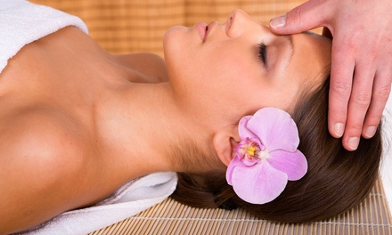 $76 for an Aromatherapy Massage and Cranial Massage at Exclusive Day Spa ($145 Value)