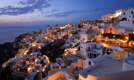 ✈ 9-Day Tour of Greece with Air from Great Value Vacations. Price per Person Based on Double Occupancy.