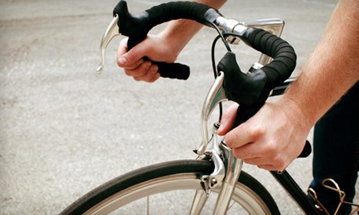Wheel Wright Bike Shop - Rydal: $50 Worth of Bike Maintenance and Gear