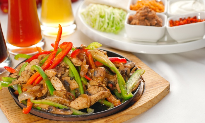 Degollado Mexican Restaurant - Norfolk: Mexican Food at Degollado Mexican Restaurant (45% Off). Two Options Available.