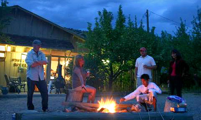 Enchanted HideAway Lodge - Navajo Dam: Two-Night Stay, or One-Night Stay with Fly-Fishing Guide at Enchanted HideAway Lodge at Navajo Dam, NM (Up to 52% Off)