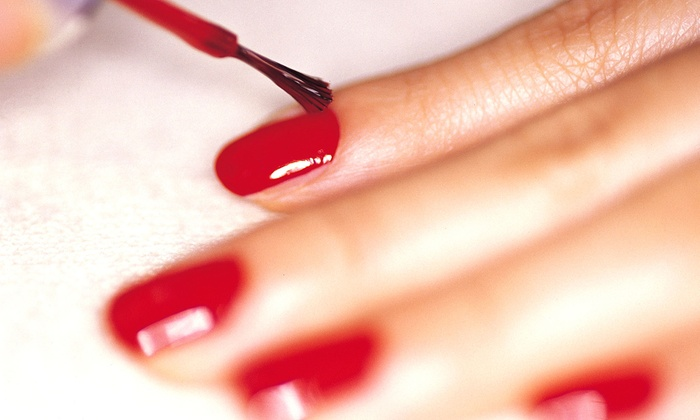 Nails at 101 - Nails at 101: Gel-Polish Manicure or Spa Mani-Pedi with Paraffin Treatment at Nails at 101 (Up to 59% Off)