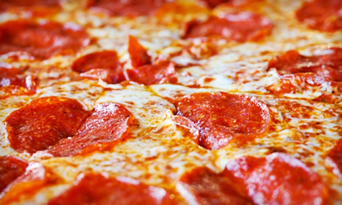 Fortel's Pizza Den - St. Louis: $15 for Three Vouchers, Each Good for $10 Off Your Bill at Fortel's Pizza Den ($30 Value)