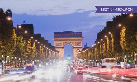 Parijs: 13 overnachtingen bij hotel L'Amandier, naar keuze met ontbijt en 1 uur rondvaart op de Seine voor 2 pers.
