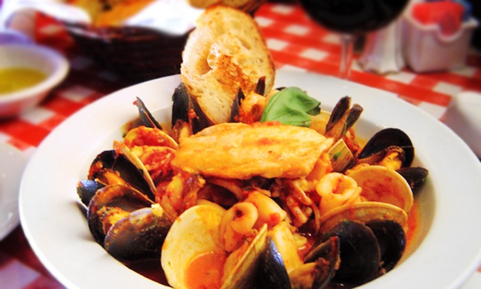 Pomodorino Ristorante Italiano - West Hills: Italian Cuisine for Two or More or for Four or More at Pomodorino Ristorante Italiano (50% Off)