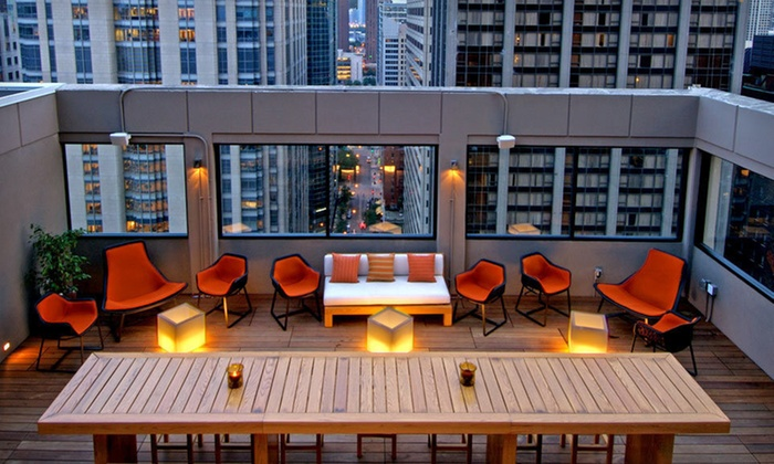 MileNorth - Chicago: One-Night Stay with Welcome Drinks at MileNorth in Chicago