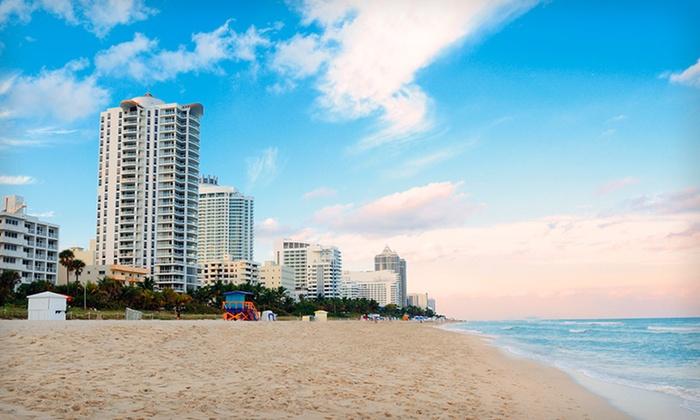 null - Miami: Stay at Penguin Hotel in Miami Beach, FL