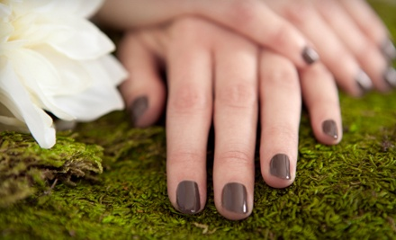 $35 for a Two-Hour Luxury Shellac Mani-Pedi Package at Salon Lusso ($85 Value)