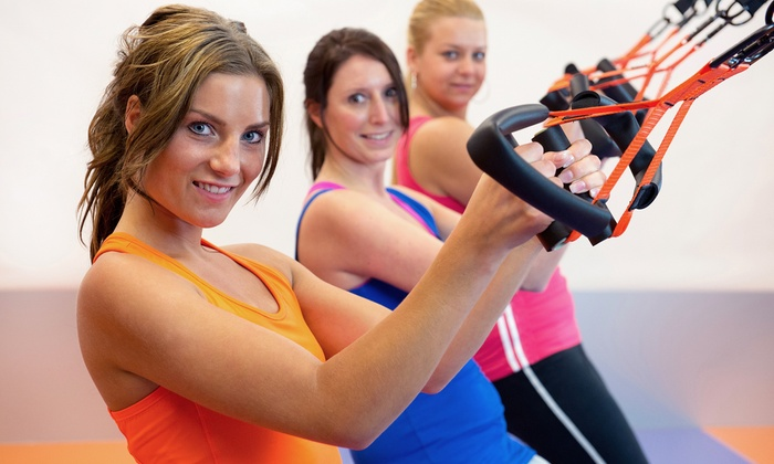Richmond Balance - Shockoe Bottom: 8 or 16 TRX Classes or a One-Year Gym Membership with a Personal-Training Session  (Up to 57% Off)