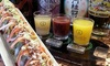 Sushi Loka - Linda Vista: Sake Flights and Specialty Sushi Rolls for Two or Four at Sushi Loka (50% Off)