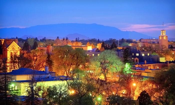 null - Albuquerque: Stay at Casas de Guadalupe in Santa Fe