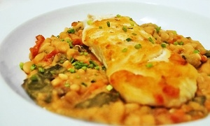 Juliannas Restaurant: Bistro Fare for Two or Four at Julianna's Schoolhouse (Up to 51% Off)