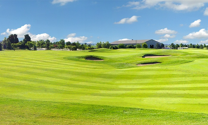 Bolingbrook Golf Club - Bolingbrook: Three or Five One-Hour Small Group Golf Clinics at Bolingbrook Golf Club (Up to 68% Off)