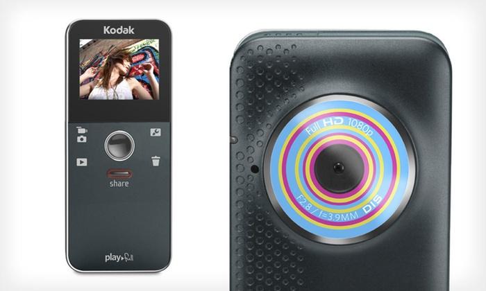 Kodak Playfull HD Video Camera: $39 for a Kodak Playfull HD Video Camera in Black or Silver (Factory Refurbished) ($129 List Price)