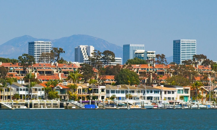 Radisson Hotel Newport Beach - Newport Beach: One-, Two-, or Three-Night Stay with Daily Breakfast at Radisson Hotel Newport Beach in Newport Beach, CA