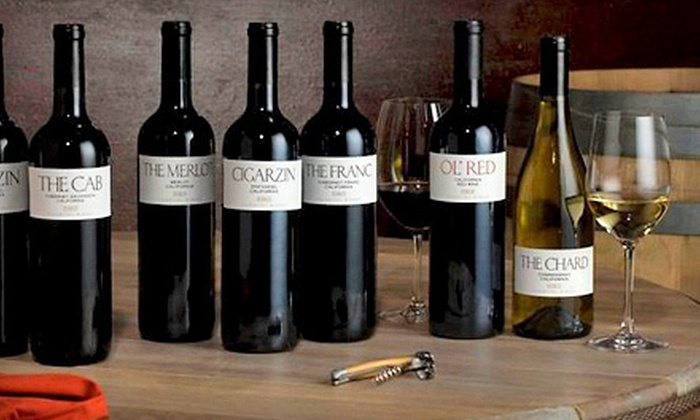 Cosentino Winery - Yountville: Barrel-Tasting Packages at Cosentino Winery (Up to 52% Off). Three Options Available.