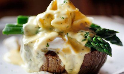 image for Steakhouse Cuisine for for Two or Four at Buckhead Bar and Grill (Up to 38% Off)