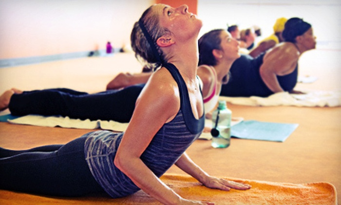 Bikram Hot Yoga Huntsville - The Reserve: 10 Yoga Classes or One Month of Unlimited Classes at Bikram Hot Yoga Huntsville (Up to 76% Off)
