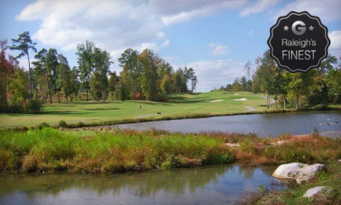 River Ridge Golf Club - Old River Ridge: Greens Fees on Monday–Thursday or Friday–Sunday, or Membership Initiation Fee at River Ridge Golf Club (Up to 51% Off)