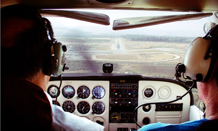 Atmosphere Aviation - Ridgeland: $159 for an Introductory Flight Package from Atmosphere Aviation ($319 Value)