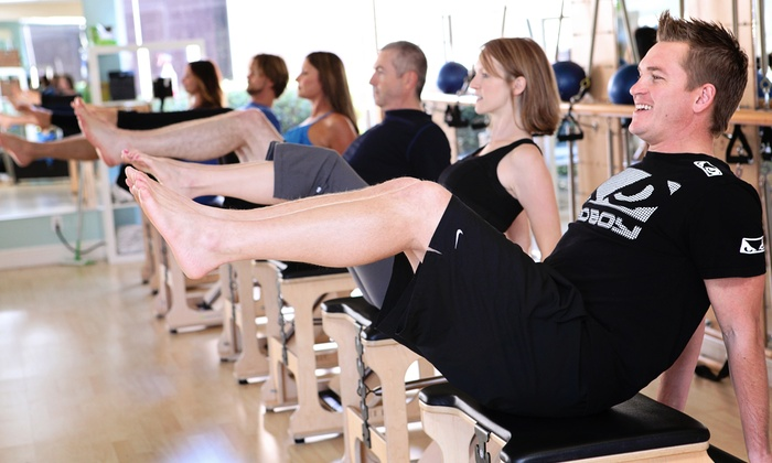 Club Pilates - San Juan Capistrano: Five or Eight Pilates Classes at Club Pilates (Up to 61% Off)